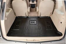 Husky Liners WeatherBeater - Cargo Mat-28821 - 2010-2015 Mercedes GLK350 - Blac
