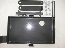 """2008 to 2016  Pajero Duel/second battery tray ---N70 12 """" BATTERY---"""