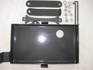 """2008 to latest -  Pajero Duel/second battery tray ---N70 12 """" BATTERY---"""
