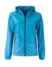 Regenjacke für Damen  Jacke Atmungsaktiv Wasserdicht versiegelte Nähte S - XXL