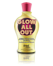 NEW Devoted Creations Glow All Out Tanning Lotion With BB Bronzing Cream 12.25oz