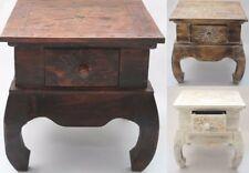 Beistelltisch Nachtkästchen Nachttisch Kommode Sideboard 3 Modelle Opium