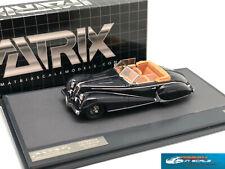 Delahaye 135M Antem Convertible 1949 Matrix MX40408-011 1/43