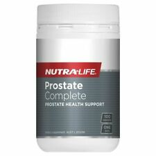 Nutra Life Prostate Complete 100 Caps X 1 Saw Palmetto