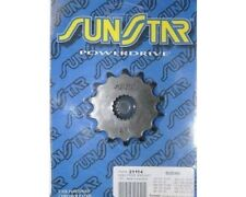 Sunstar 14 Tooth Front Sprocket 428 Pitch 21114