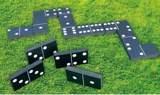GIANT DOMINOES GARDEN OUTDOOR PATIO GAME KIDS CHILDREN & FAMILY 28 FOAM PIECES