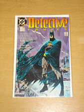 DETECTIVE COMICS #600 BATMAN GIANT SIZE NM CONDITION MAY 1989