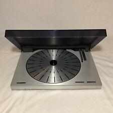 Bang & Olufsen Beogram 5500 Turntable w/ MMC2 Turntable Cartridge (Needs Belt)