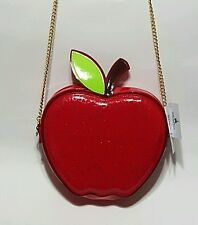 Disney's Parks Snow White Apple Crossbody Dress Up Handbag