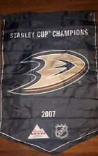 Coors Light Stanley Cup Banner Anaheim Ducks