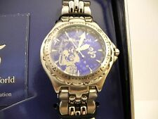 Fossil LADIES Disney MICKEY SORCERER 25th ANIVERSARY LTD EDITION Watch REDUCED