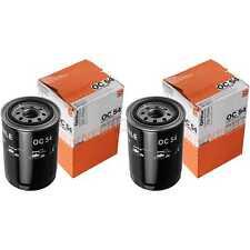2x MAHLE / KNECHT OC 54 Ölfilter Oil Filter