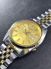 Vintage  SEIKO 5 DATEJUST 7S26-0500 SNXJ92 Self Winding Wrist Watch Japan