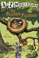 The Falcon's Feathers [A to Z Mysteries] , Ron Roy