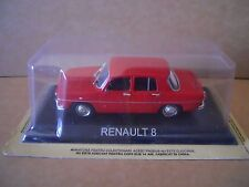Legendary Cars  RENAULT 8     1:43 Die Cast  [MV4]