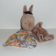 Doudou Cheval Moulin Roty - Collection La grande famille