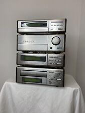 Denon D-100 Kompakt-anlage hochwertige Musik-Anlage-Stereo