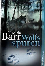 WOLFSSPUREN - Krimi von Nevada Barr - WELTBILD - BUCH