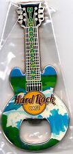 Hard Rock Cafe NIAGARA FALLS NY Waterfal lCity Guitar Bottle Opener Magnet -RARE