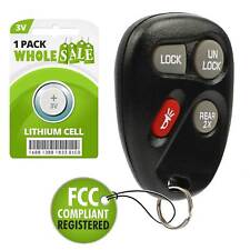 Replacement For 1999 2000 Cadillac Escalade Key Fob