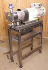 Unibloc PD400 Drehkolbenpumpe 8m³/h Rotary Piston Pump 80725.1