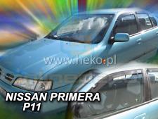 Windabweiser NISSAN PRIMERA P10 4//5-türer 1990-1996 2-tlg dunkel Regenabweiser