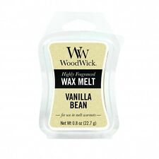 Woodwick Vanilla Bean Mini Wax Melt