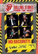 The Rolling Stones - From The Vault: No Security San Jose �€˜99 [DVD] [2018]