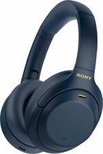 Sony WH-1000XM4 Wireless Headphones - Midnight Blue