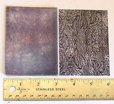 UM Woodgrain large rubber stamp by Amazing Arts