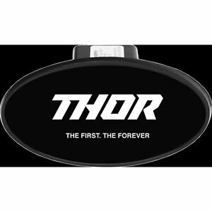 THOR HITCH COVER - BLACK/WHITE 9905-0164