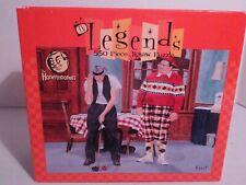 "Honeymooners 550 pc Legends Puzzle 24"" x 18"" / 61cm x 46cm Jaglea VIP Corp 2003"