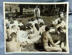 Nudist Colony Photograph Lake Errock British Columbia Canada Sunny Trails