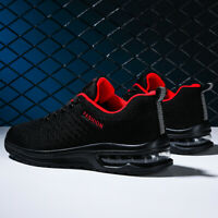 Men's Athletic Sneakers Running Outdoor Casual Walking Tennis Sports Shoes Gym
