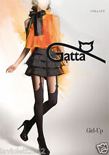 Sexy Strumpfhose Fantasia Girl-UP 18 von Gatta in Strapsotik
