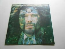 VAN MORRISON HIS BAND AND THE STREET CHOIR (FIRST PRESSING) GREEN LABEL 1971