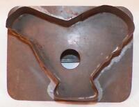 Antique Tin Cookie Cutter Baby Chick Pennsylvania Dutch Folk Art Tinsmith Peep 9