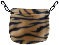 Sleeping Pouch (Tiger) for Sugar Gliders and small pets