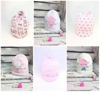 Baby Kids Girl's Cute Beanie Cotton Cap Hat Autumn Spring Newborn Balloon Kasia