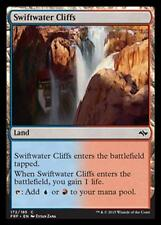 MTG SWIFTWATER CLIFFS FOIL  - RUPI DI RAPIDACQUE - FRF - MAGIC