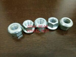 """JCB SPARE - WHEEL NUTS, 3/4"""" UNF, PACK OF 5 PCS. (PART NO. 106/40001)"""