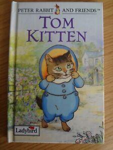 Ladybird book. Beatrix Potter.  Tom Kitten.