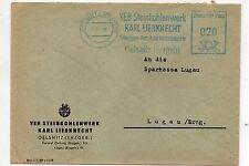 Alemania Sobre con franqueo Mecanico del año 1958 (DC-377)
