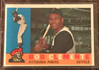 1960 Topps #326 Roberto Clemente - Pittsburgh Pirates NM Near Mint,PSA 6/7?