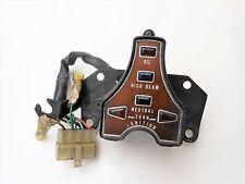 HONDA CM CM250T E CM400T E - ORIGINAL CENTRE INSTRUMENTS PANEL & CLOCKS BRACKET