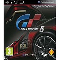 Gran Turismo 5 - (Sony PlayStation 3 (2011) - European Version : New Video Game
