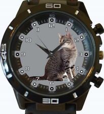 Egyptian Mau Cat New Gt Series Sports Wrist Watch