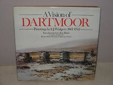A Vision of Dartmoor - Paintings by E J Widgery