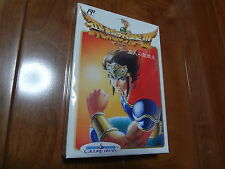 NEW Hiryu no Ken III Nintendo Famicom Japan