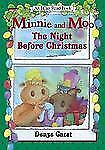 Minnie and Moo: The Night Before Christmas (I Can Read Book 3)-ExLibrary